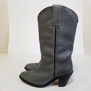 Frye size 8 leather boots